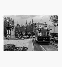 Gold Mine Tram Photographic Print
