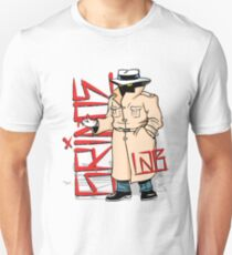 Caught Red Handed Unisex T-Shirt