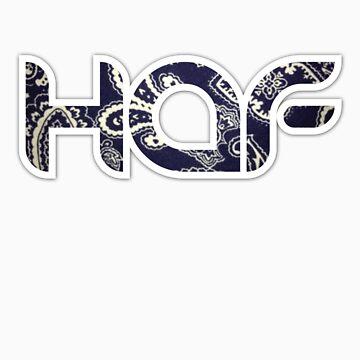HAF Bandana by dominatehaf