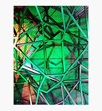 Fed Square Abstract 4 Photographic Print