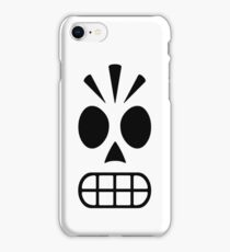 Manny Calavera for iPhone iPhone Case/Skin