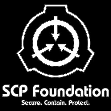SCP Foundation (in White) by MagentaBlimp