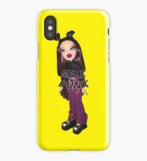 BRATZ DOLL ROXXI MALL PUNK GIRL CYBER GIRL  iPhone Case/Skin