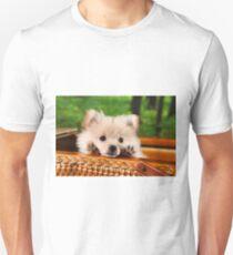 Pic Nic Dog Unisex T-Shirt