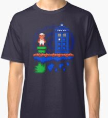 WELCOME TO THE WARP ZONE Classic T-Shirt