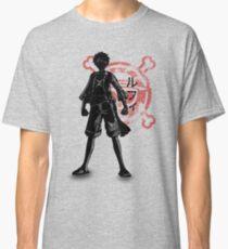 Straw hat Classic T-Shirt