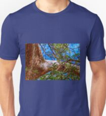 Chinese oak reaching out T-Shirt