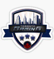 Toronto Gaming Sticker