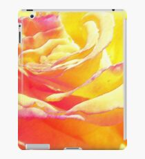 Love and Peace Pastel Rose iPad Case/Skin