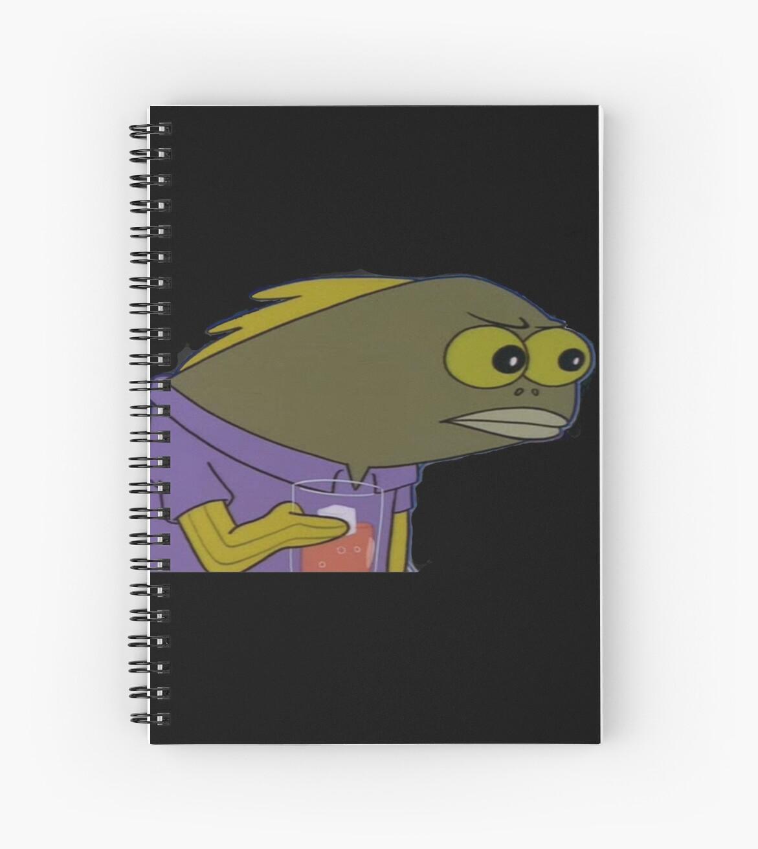 Spongebob fish meme