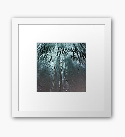 Is It Like Today Framed Print