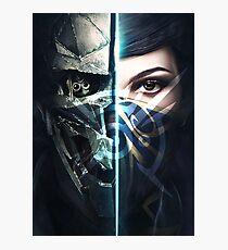 Dishonored 2 - Corvo/Emily Photographic Print