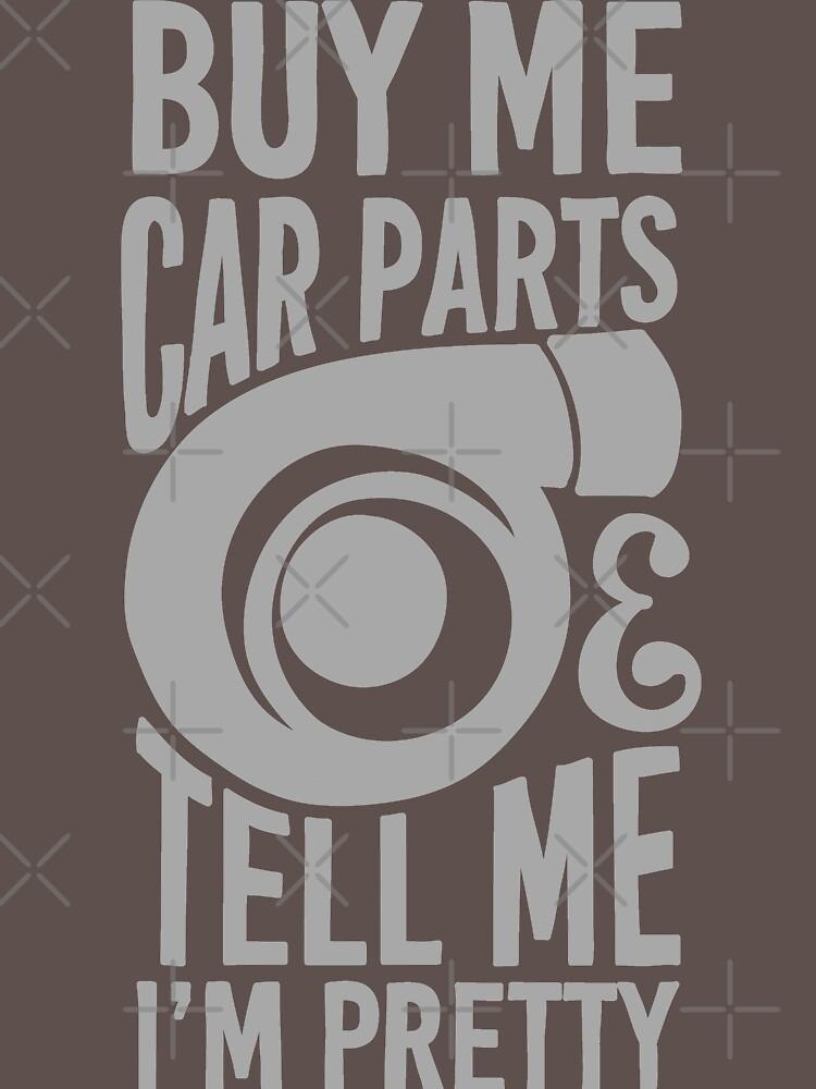 Cómprame partes de autos y dime que soy bonita de TswizzleEG