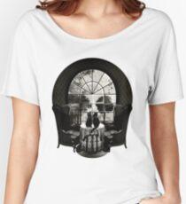 Room Skull Women's Relaxed Fit T-Shirt