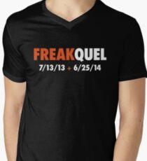 Freakquel Men's V-Neck T-Shirt