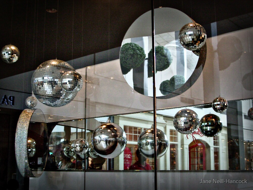 Magic with Globes and Mirrors by Jane Neill-Hancock