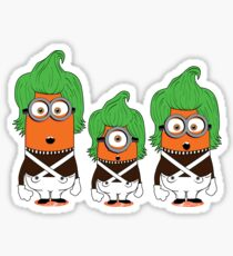 Gru-oompa Loompas Sticker