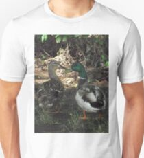 Young Ducks in Love Unisex T-Shirt