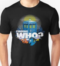 Finding Who? T-Shirt
