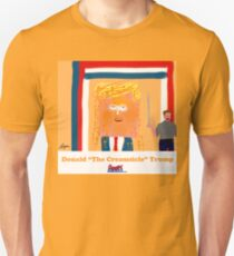 Trump the Creamsicle by Roger Pickar, Goofy America Unisex T-Shirt