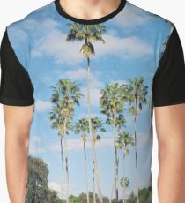 Tall Palms Graphic T-Shirt