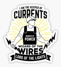Electrician Quote Sticker