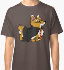 Corgi Potter Classic T-Shirt