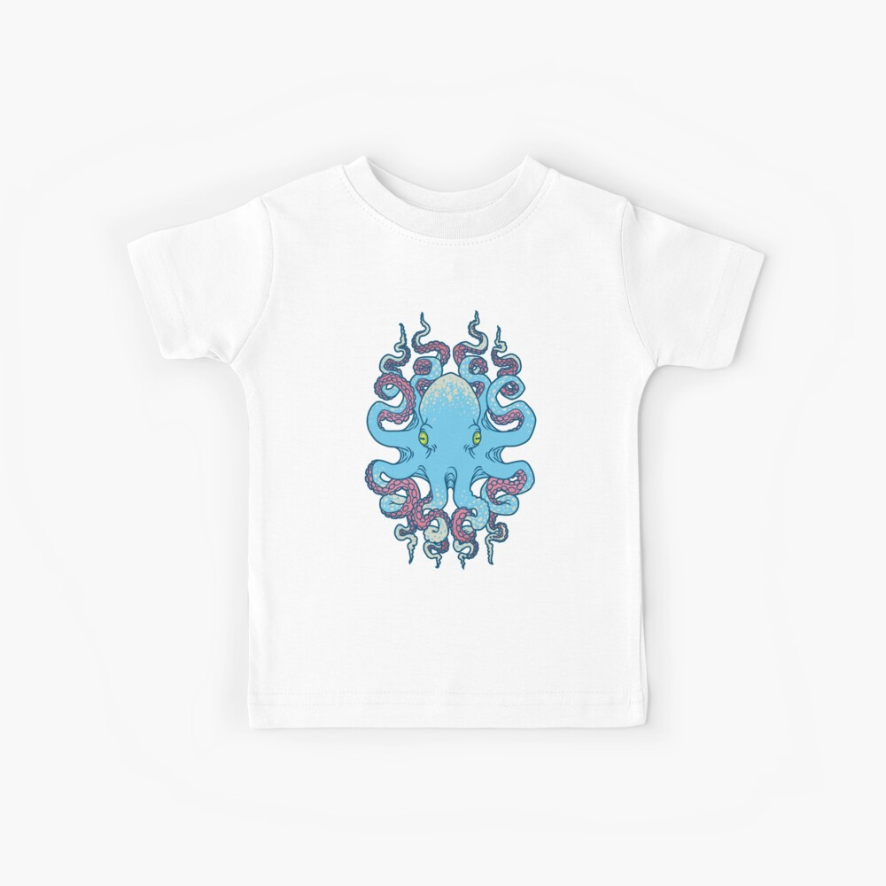 Twisted Tentacles Kids T-Shirt