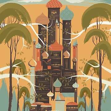 Sunny Oasis by DankAnk