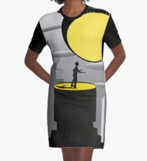 Invasion   Graphic T-Shirt Dress