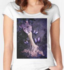 Metamorphosis Women's Fitted Scoop T-Shirt