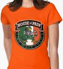 House of Pain The Fighting Irish Womens Fitted T-Shirt