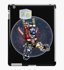 Super Retro Bro! iPad Case/Skin