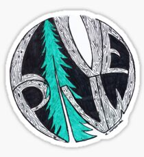 PNW Love Sticker