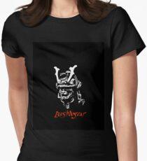 """""""Bushidogear"""" Artwork by Carter L. Shepard  Womens Fitted T-Shirt"""