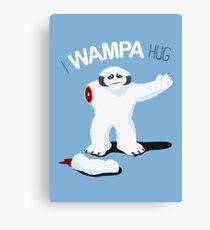 I Wampa Hug. Canvas Print