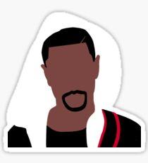 Big Sean Minimalistic Cartoon Sticker