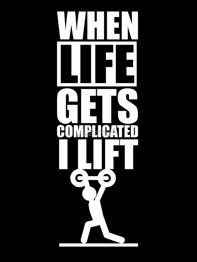 Ich Steige Aus Wenn Das Leben Kompliziert Wird Gym Inspirierende Zitate Baby Body