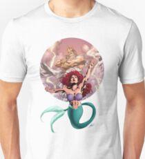Mighty Mermaid Unisex T-Shirt