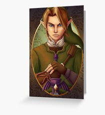 Link Greeting Card