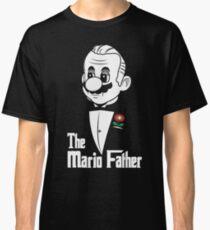 The Mario Father -fan art- Classic T-Shirt