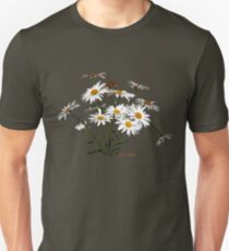 The Scent of Daisies ~ Sadness Unisex T-Shirt