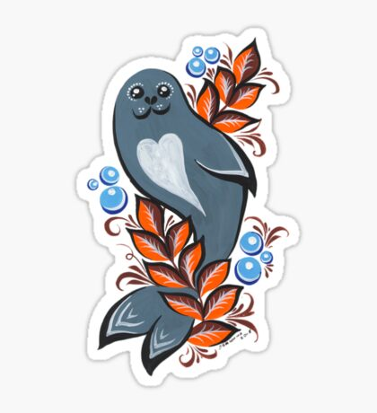 The Seal Sticker