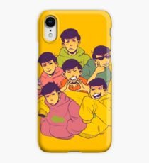 Choroplantsu iphone case