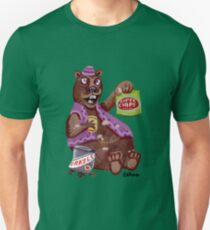 Super Chips and Prazls Unisex T-Shirt