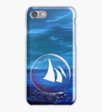 Transcendental transportation iPhone Case/Skin