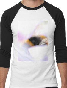 Dreamy Bee Men's Baseball ¾ T-Shirt