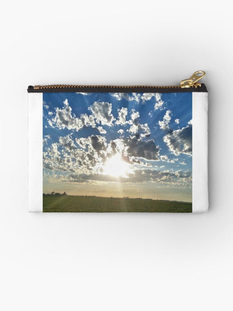 Cloudset Portrait by Duane Klipping