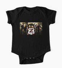 Z nation - cast Short Sleeve Baby One-Piece