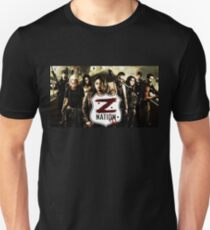 Z nation - cast T-Shirt